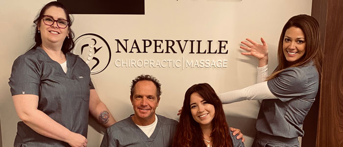 Chiropractic Naperville IL Team at Naperville Chiropractic and Massage